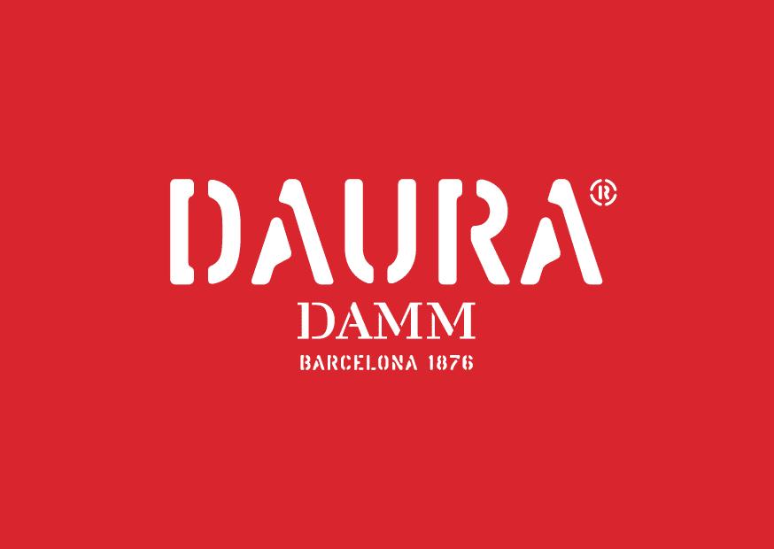 DAURA DAMM logo