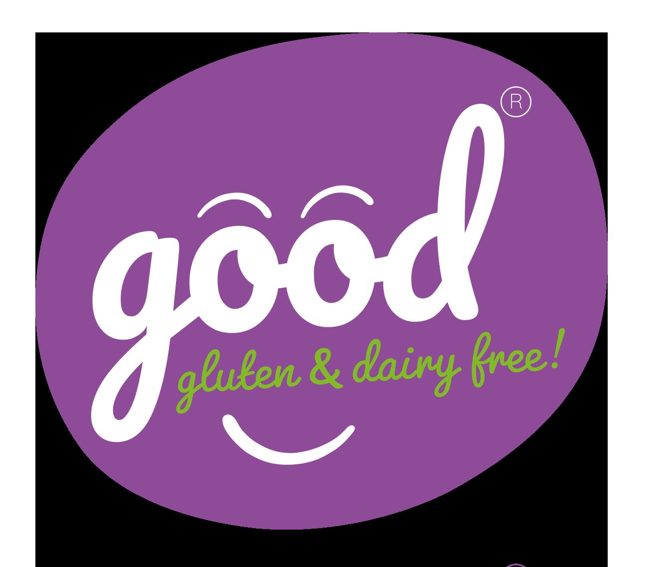 good its gluten free logo