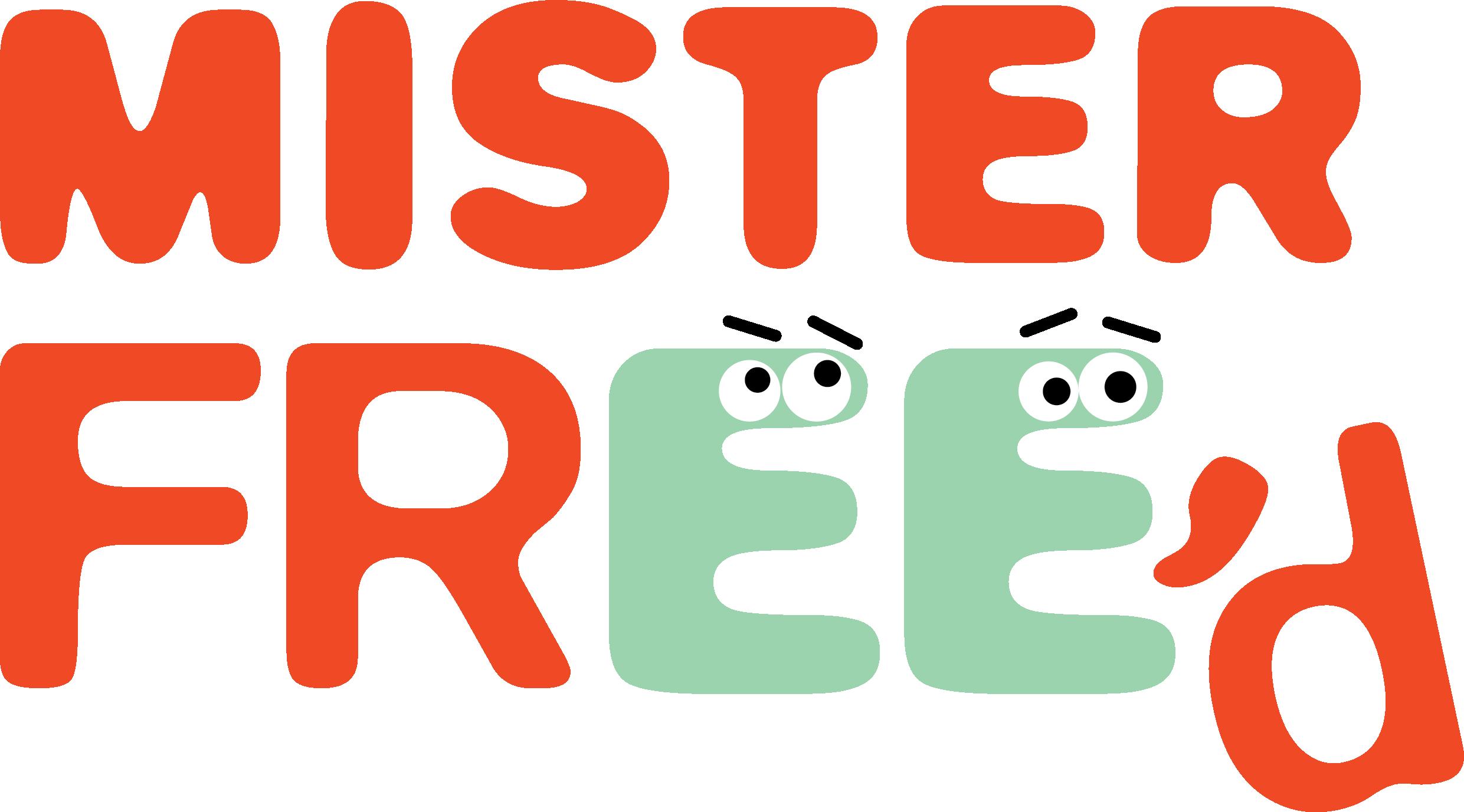 Mister Free'd logo